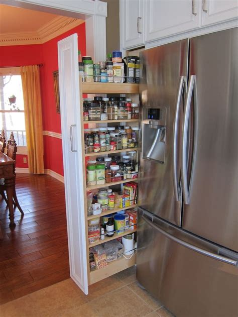 Kitchen Cabinet Spice Rack Pull Out by Best 25 Pull Out Spice Rack Ideas On Spice