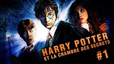 harry potter et la chambre des secrets let 39 s play 1