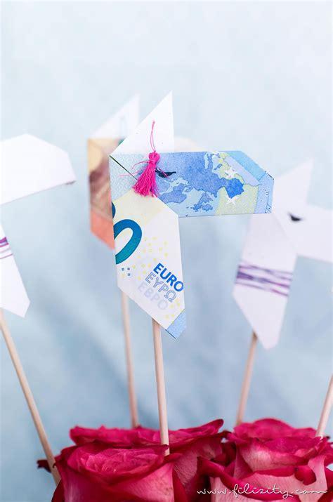 geldgeschenk origami lamas handmade kultur