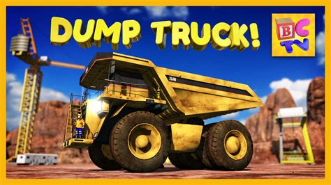 where can i dump a learn about dump trucks for children educational