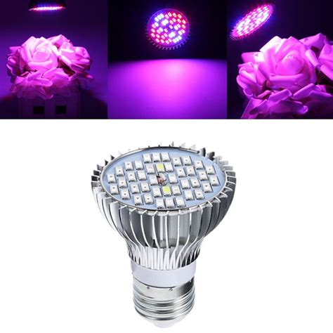 15w e27 spectrum led plant grow lights bulb veg