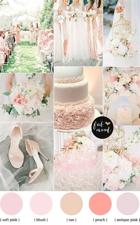 wedding ideas 25 best ideas about blush pink weddings on