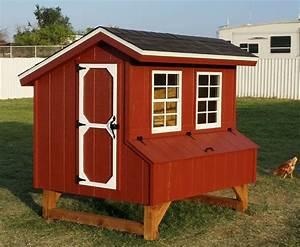 5x6 Chicken Coop Plans