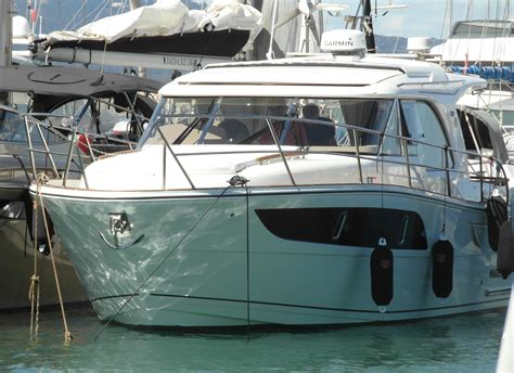 2017 marex 375 power boat for sale www yachtworld