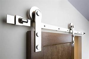 barn door tracks sliding barn door track herrajes para With barn door tracks for sliding doors