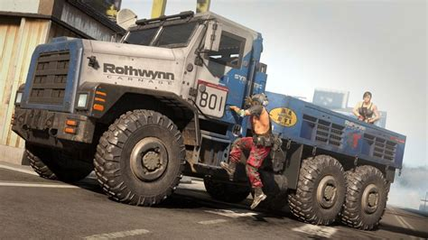 call  duty warzone solos ditch armored trucks rock