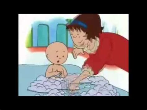 Caillou In The Bathtub by Caillou Hates Baths