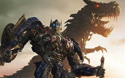 Transformers Prime Optimus Grimlock Extinction Age Desktop