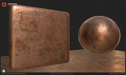 Copper Metal Substance Animation Metals Asmus Alexander