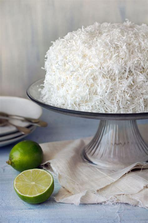 coconut cake recipe  fluffy coconut icing
