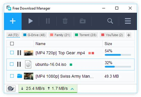 The Best Downloader Free Manager
