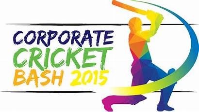 Cricket Corporate Bash Logos Pitch Experience Match