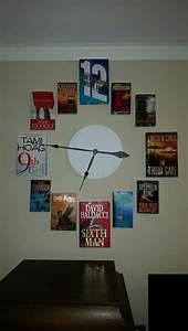 The, Book, Clock