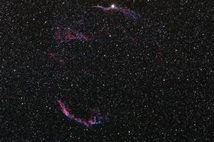 The Veil nebula complex – Astrophotography by HrAstro