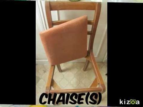 tutoriel comment relooker une chaise ancienne ou moderne