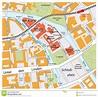 Map Of The Berlin Museum Island Stock Vector ...