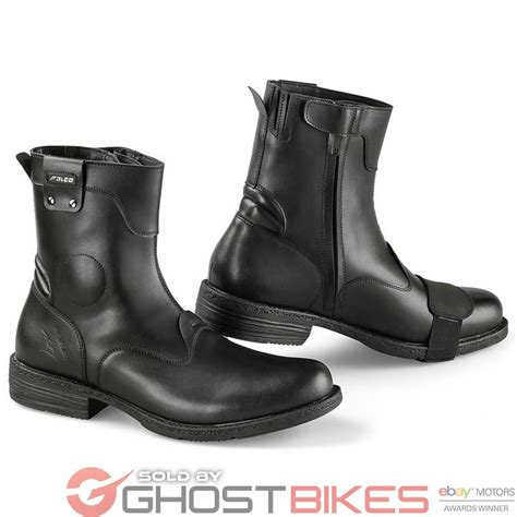 casual motorcycle falco pepper 2 city waterproof leather motorcycle casual