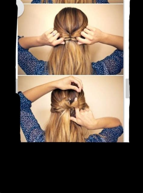 at home hair styles hairstyle for christmans trusper 3370