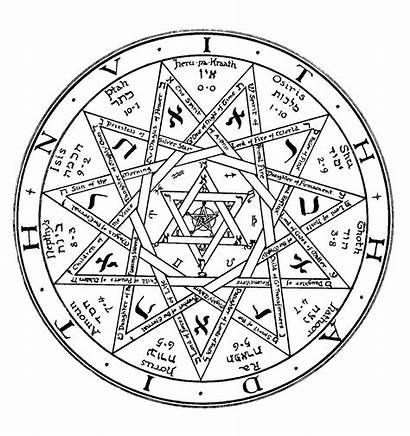 Achad Occult Magic Frater Symbols Pentacle Thelemic
