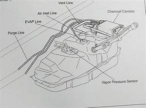 Toyota Tacoma Evaporative Emission Faults