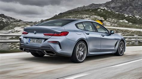 2020 bmw 4 series gran coupe the 2020 bmw 8 series gran coupe debuts with four doors
