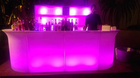 led bars led bar stools los angeles partyworks