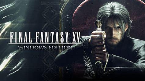 final fantasy xv windows edition   crohasit