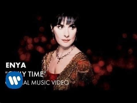 testo only time only time enya significato della canzone testo