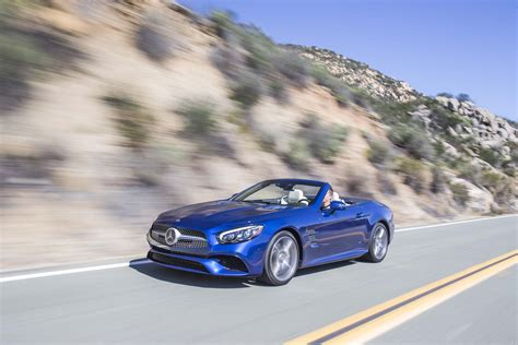 Mercedes Sl Class 2019 by 2019 Mercedes Sl Class Review Ratings Specs Prices