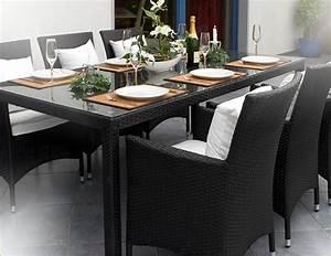 Gartenmöbel Günstig Kaufen : polyrattan essgruppe g nstig online kaufen juskys ~ Eleganceandgraceweddings.com Haus und Dekorationen