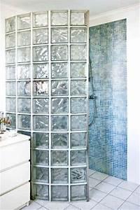 17 meilleures idees a propos de douche a l39italienne sur With douche avec carreaux de verre