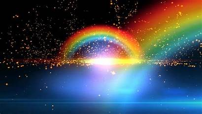 Rainbow Background 4k Backgrounds Animated Animation Spiritual