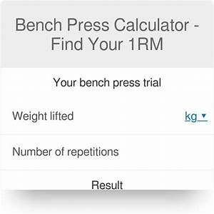 5 5 Workout Weight Calculator Eoua Blog
