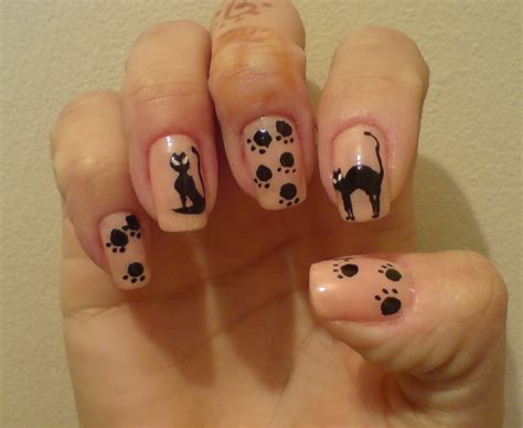 cat nail designs trendy fashion dapper nail designs