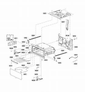 Lg Lde4411st  00 Electric Range Parts