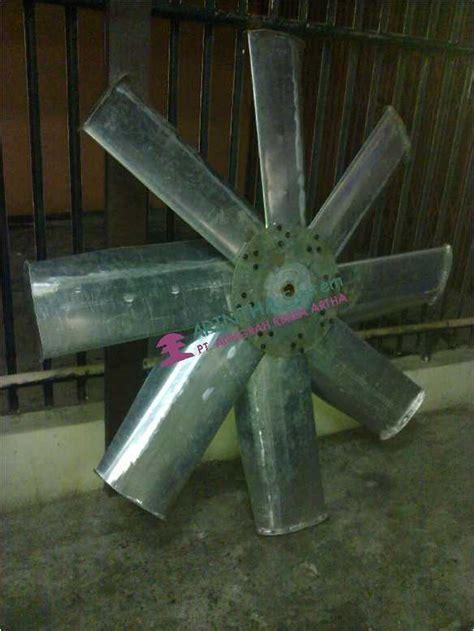daun kipas mesin kondensor