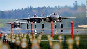 F-35 fighters grounded over oxygen problems - CNNPolitics