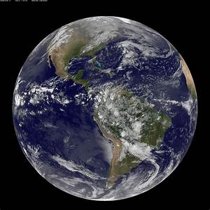 Satellite View of the Americas on Earth Day | NASA