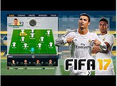 FIFA 17 MELHOR FORMAÇÃO PARA O REAL MADRID TÁTICAS E