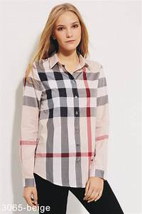 Brurberry chemise femmes 2014 populaire pour raye pas cher for Chemise carreaux femme pas cher