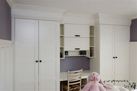 bedroom ikea pax wardrobe with crown molding and wooden