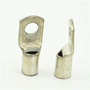 25pcs Copper Lug Cable Connector Terminal  16mm2 Wire