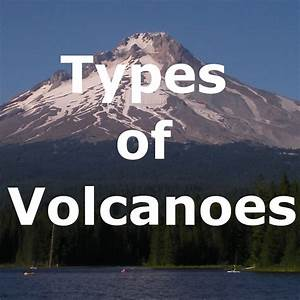 4 Different Types Of Volcanoes  Cinder Cones  Lava Domes