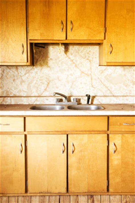 how to clean sticky kitchen cabinets stain removal tips for your home 8583