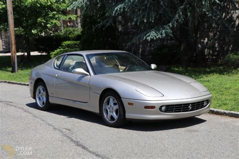 456m For Sale by 1999 456 Gta For Sale 7325 Dyler