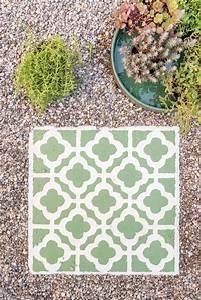 Saunahäuser Für Den Garten : diy betonplatten upcycling f r den garten leelah loves ~ Markanthonyermac.com Haus und Dekorationen