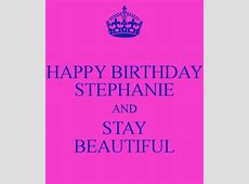 Birthday Stephanie Happy Daughter 3