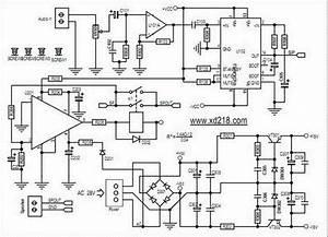 Schematic Amplifier Class Td