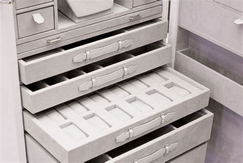 handmade luxury travel trunk jewelry compartments human