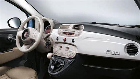 Interni Fiat 500 - fiat 500 la vintage 57 232 in tiratura limitata